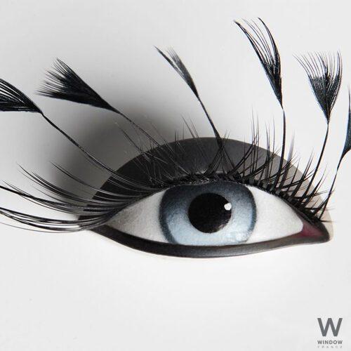 Occhi removibili per i manichini Hi Fashion