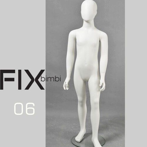 MANICHINO BAMBINO FIX-06