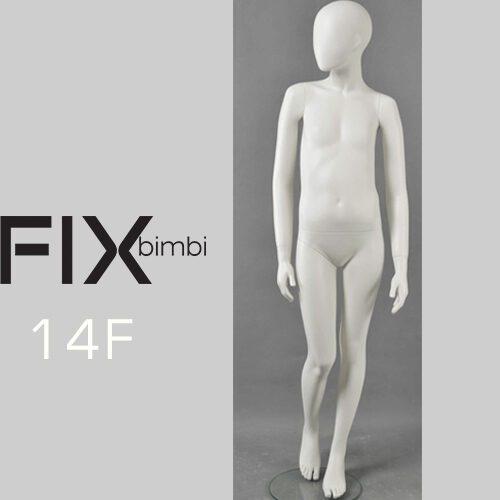 MANICHINO BAMBINA FIX 14F